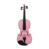4/4 pink violin basswood popularity